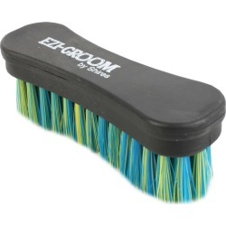 Ezi-Groom Shape Up Face Brush Blue/Yellow found on Makeup Collection from naylors for GBP 1.52