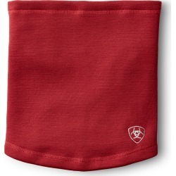Ariat Tek Merino Neck Gaiter Laylow Red found on Bargain Bro UK from naylors