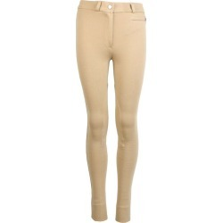 Dublin Childs Supa-Fit Knee Patch Zip Up Jodhpurs Beige found on Bargain Bro UK from naylors