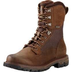 Ariat Mens Conquest 8†GTX Boots Pebbled Brown found on Bargain Bro UK from naylors