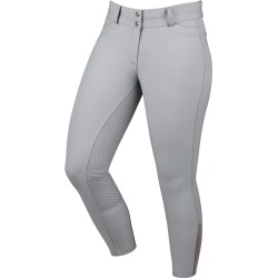Dublin Ladies Lunar Gel Full Seat Breeches Grey found on Bargain Bro UK from naylors for $94.42