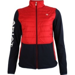 Ariat Ladies Capistrano Jacket Team Navy found on Bargain Bro from naylors for £91