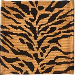 Mod Tiger Square Placemat found on Bargain Bro from neimanmarcus.com for USD $34.20