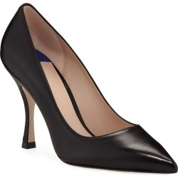 Tippi 95mm Leather Point-Toe Pumps found on MODAPINS from neimanmarcus.com for USD $398.00