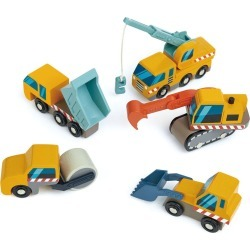 Construction Site Play Set found on Bargain Bro from neimanmarcus.com for USD $19.00