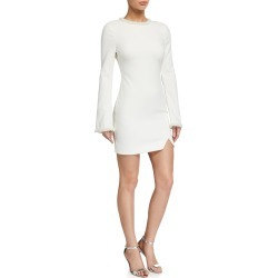 Mabel Long-Sleeve Cocktail Dress found on MODAPINS from neimanmarcus.com for USD $107.00