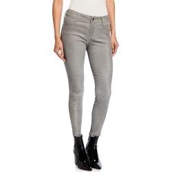 Prince Leather Skinny Pants