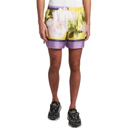 Men's Silk Floral Shorts found on Bargain Bro India from neimanmarcus.com for $1250.00