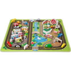 Deluxe Road Rug Play Set found on Bargain Bro India from neimanmarcus.com for $80.00