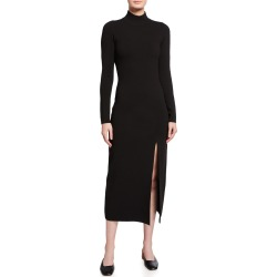 Elin Turtleneck Open-Back Dress found on MODAPINS from neimanmarcus.com for USD $565.00