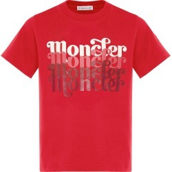 Boy's Logo Typographic Short-Sleeve Shirt, Size 4-6 found on Bargain Bro Philippines from neimanmarcus.com for $130.00