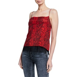 Harmony Tiered Drapey Slip Tank found on Bargain Bro Philippines from neimanmarcus.com for $94.00