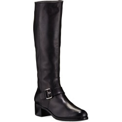 Tall Napa Buckle Riding Boots found on Bargain Bro Philippines from neimanmarcus.com for $1095.00