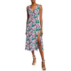 Rio Sleeveless Floral Dress found on MODAPINS from neimanmarcus.com for USD $1795.00