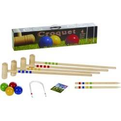 Kids' Croquet Set found on Bargain Bro India from neimanmarcus.com for $75.00