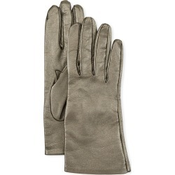 Metallic Napa Leather Gloves found on Bargain Bro Philippines from neimanmarcus.com for $165.00