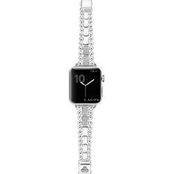 Smart Caviar Diamond Pave 38mm Watch Bracelet, Medium found on Bargain Bro Philippines from neimanmarcus.com for $5000.00