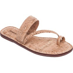 Mabry Braided Cork Toe-Ring Sandals found on Bargain Bro Philippines from neimanmarcus.com for $98.00