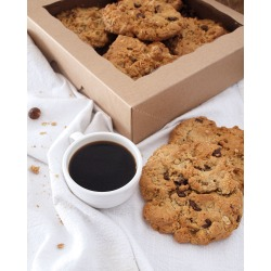 Naturally Gluten Free Chocolate Chip Cookies