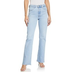 Bliss High-Rise Boot Cut Jeans found on MODAPINS from neimanmarcus.com for USD $137.00