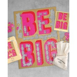 Be Big Puzzle found on Bargain Bro India from neimanmarcus.com for $25.00