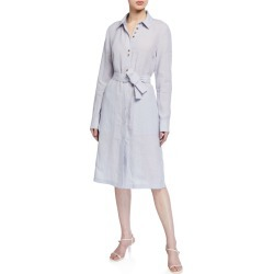 Michlle Illustrious Linen Duster Dress found on MODAPINS from neimanmarcus.com for USD $174.00