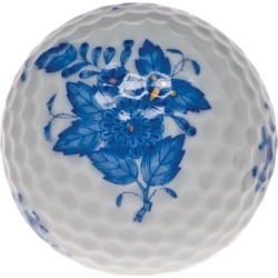 Chinese Bouquet Blue Golf Ball found on Bargain Bro from neimanmarcus.com for USD $83.60