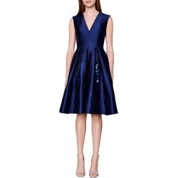 Torin Jacquard Cocktail Dress found on MODAPINS from neimanmarcus.com for USD $498.00