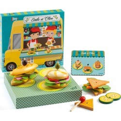 Emile & Olive Sandwich Shop Role Play Set found on Bargain Bro India from neimanmarcus.com for $40.00
