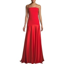 Allesandra Strapless Floor-Length Formal Dress found on MODAPINS from neimanmarcus.com for USD $740.00