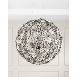 Cheshire Large Chandelier found on Bargain Bro India from neimanmarcus.com for $3900.00