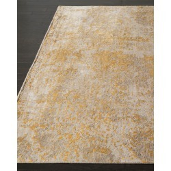 Riley Hand Knotted Rug, 10' x 14' found on Bargain Bro from neimanmarcus.com for USD $5,851.24