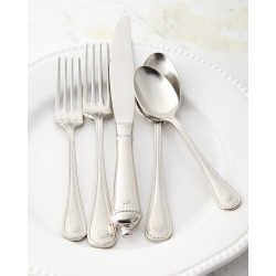 5-Piece Berry & Thread Flatware Place Setting found on Bargain Bro Philippines from neimanmarcus.com for $85.00