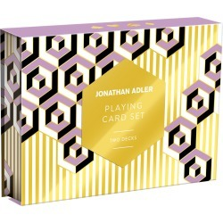 Jonathan Adler Versailles Playing Card Set found on Bargain Bro Philippines from neimanmarcus.com for $35.00