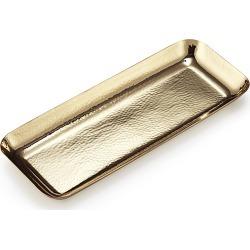 El Dorado Brass Rectangular Tray, 12