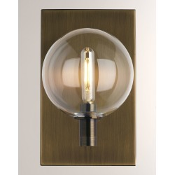 Gambit Wall Sconce found on Bargain Bro Philippines from neimanmarcus.com for $445.00