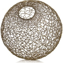 Decorative Thatch Ball, Medium found on Bargain Bro Philippines from neimanmarcus.com for $1600.00