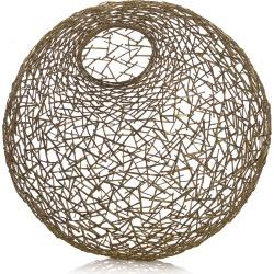 Decorative Thatch Ball, Medium found on Bargain Bro from neimanmarcus.com for USD $1,216.00