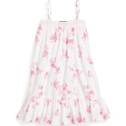 Lily Floral-Print Nightgown, Size 6M-14 found on MODAPINS from neimanmarcus.com for USD $48.00