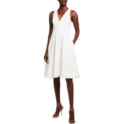 Catalina V-Neck Swing Dress found on MODAPINS from neimanmarcus.com for USD $182.00