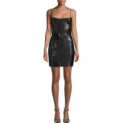 Reese Sequined Cocktail Dress found on MODAPINS from neimanmarcus.com for USD $121.00