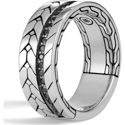 Men's Modern Chain Ring, Size 10 found on MODAPINS from neimanmarcus.com for USD $495.00