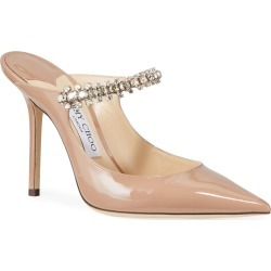 Bing Patent Crystal-Strap Pumps found on Bargain Bro from neimanmarcus.com for USD $722.00