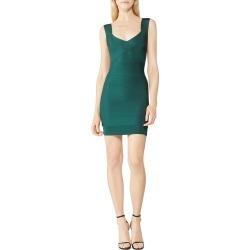 Crisscross Body-Con Mini Dress found on MODAPINS from neimanmarcus.com for USD $790.00