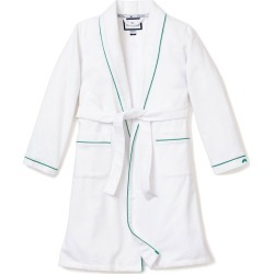 Kid's Flannel Contrast Piping Robe, Size 1-14 found on Bargain Bro from neimanmarcus.com for USD $44.08