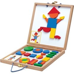 Wooden Magnetic Geoform Set found on Bargain Bro India from neimanmarcus.com for $45.00