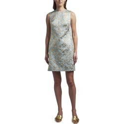 Jacquard Shift Cocktail Dress found on MODAPINS from neimanmarcus.com for USD $1845.00
