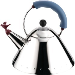 Michael Graves Stainless Steel Kettle found on Bargain Bro Philippines from neimanmarcus.com for $190.00