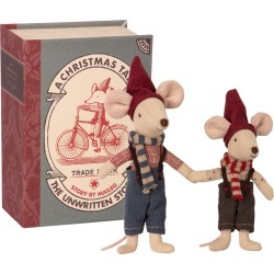 Kids' Christmas Mice in Book found on Bargain Bro India from neimanmarcus.com for $65.00
