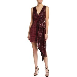 Sequin Side-Bow Cocktail Dress found on MODAPINS from neimanmarcus.com for USD $295.00